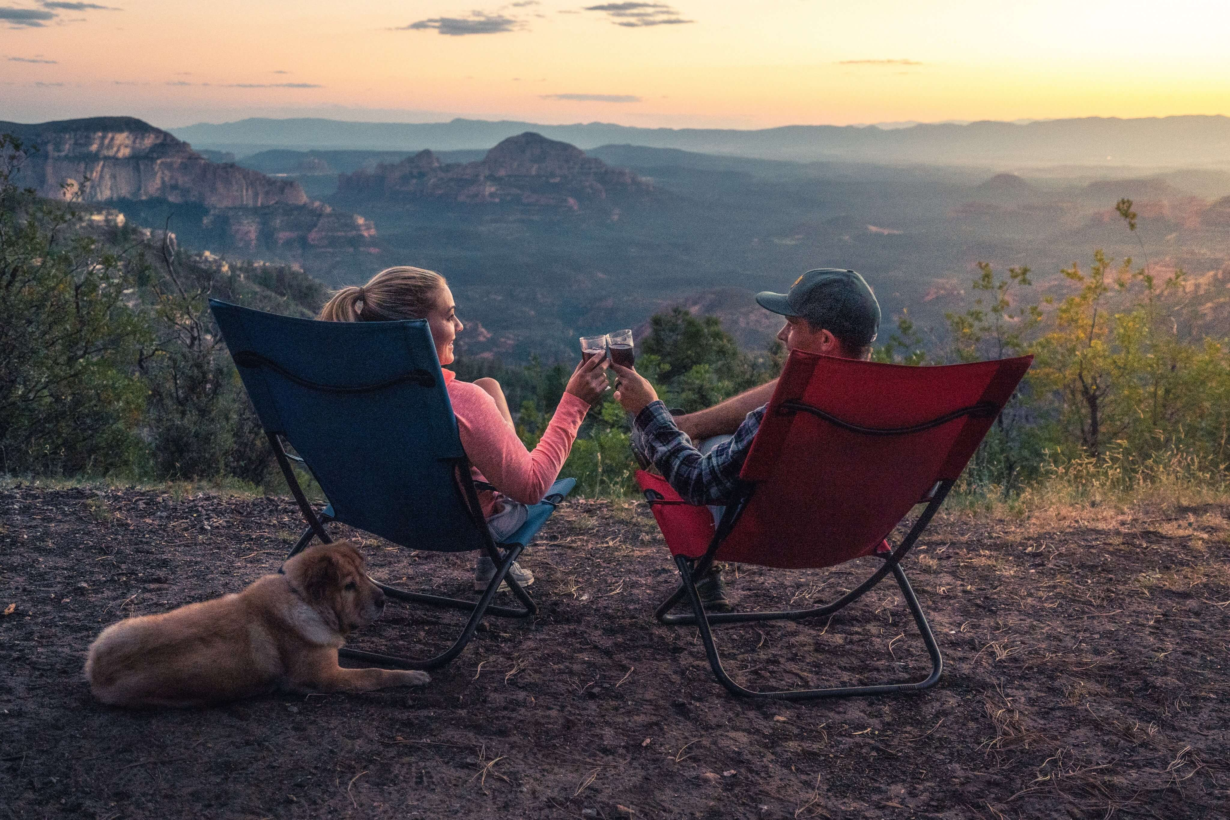 5 tips for taking your dog camping
